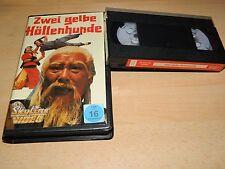 Zwei gelbe Höllenhunde - Eastern - Skyline Verleihtape - Wang Tao - VHS