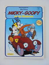 Micky - Goofy und das Wunderauto - Disney Autoalbum Nr. 1. Comic