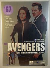 The Avengers '67: Set 4 (DVD, 1999, 2-Disc Set) - FACTORY SEALED