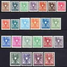 Historical Events Mint Never Hinged/MNH Austrian Stamps