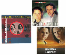 SERVANDO & FLORENTINO - 3 Different New CD's - 33 Original Songs