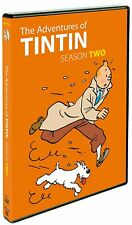 New: THE ADVENTURES OF TINTIN - Season 2 DVD, 2 Disc Set