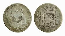 s281_8) SPAIN  Charles IIII Peru 8 Reales KM# 97 1798 LIMAE IJ