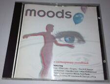 Moods Contemporary Soundtrack CD Compilation Album Enigma Enya Praise Kenny G