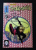 SPIDER GWEN #25 ~ 1st GWENOM ~ Phantom Variant ~ KEY Marvel Comics 🔑 McGuinness