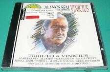 Vinicius Toquinho & Mais Amigos - 10 Anos Sem CD (Latin Brazil Samba) NEW
