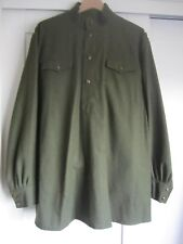 WW2 WWII STYLE RUSSIAN UNIFORM - TUNIC AND BREECHES 1960'S