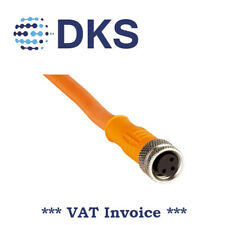 Sick DOL-0804-G10M 6010754 Cable Socket M8 4P Straight 10m 001084