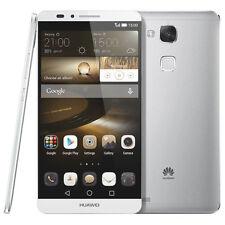 Huawei Ascend Mate 7 Silver (Unlocked) Smartphone 2G RAM 16G ROM Fingerprint