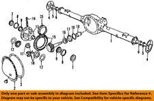 CHRYSLER OEM Rear-Axle Shafts 68045426AA