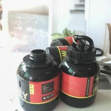 Mini Gym Protein Powder Portable Container Pillbox Holder For Easy Storage