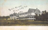 Postcard Hotel Winona in Winona Lake, Indiana~122539