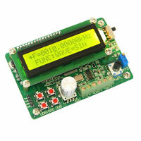 01HZ-2MHz DDS Function Signal source Generator Module 0-60MHZ frequency counter