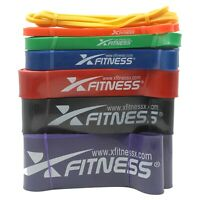 Pull Up Assist & Resistance Loop Band for CrossFit Weightlifting Powerlifting