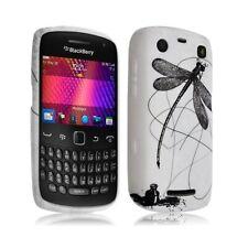 Housse étui coque en gel pour BlackBerry Curve 9360 avec motif LM01