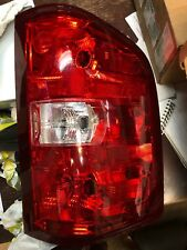 Tail Light for 2007-2013 Chevrolet Silverado 1500 & 07-10 Silverado 2500 HD RH