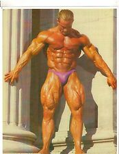 bodybuilder CRAIG TITUS Bodybuilding Muscle Photo Color at his best