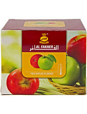1Kg Al Fakher TWO APPLES Flavor Hookah Nargila Smoke Molasses
