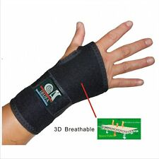 IRUFA Breathable Reversible  Wrist Splint Brace Support Carpal Tunnel Tendinitis