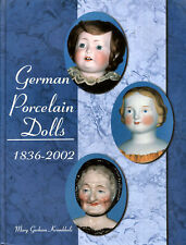 German Porcelain Dolls 1836-2002 Vintage Antique Krombholz NEW
