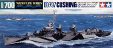 Tamiya 1/700 US Destroyer Cushing # 31907
