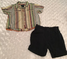 The Children's Place Baby Boy Outfit Size 12 Months In Euc (Bin Ai)