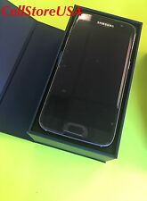 Samsung Galaxy S7 SM-G930 32GB Black Verizon Smartphone Factory Unlocked