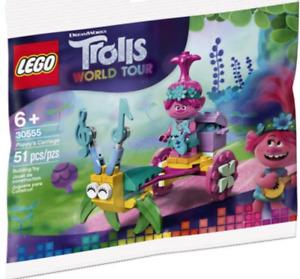 LEGO Trolls World Tour: Poppy's Carriage (30555)