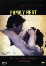 FAMILY NEST DVD 1977 OOP Cinema Verite Drama Movie B&W Hungarian Arthouse Film