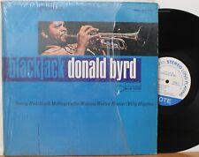 """Donald Byrd LP """"Blackjack"""" ~ Blue Note 84259 ~ Liberty Van Gelder ~ In Shrink"""