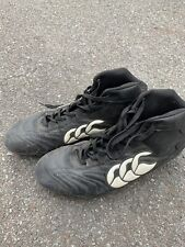 Canterbury Rugby Boots Size 11.5
