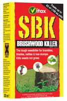 Vitax SBK Brushwood Killer brambles, thistles, nettles & stumps - 1L
