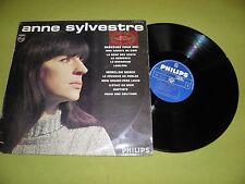 """Anne Sylvestre - No. 5 - Berceuse Pour Moi RARE 1967 France """"Philips"""" LP Chanson"""