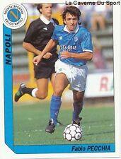 N°221 PECCHIA # ITALIA SSC.NAPOLI TORINO.FC STICKER TUTTO CALCIO 1995 SL