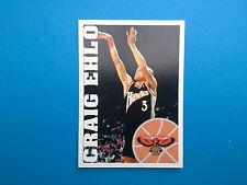 1995-96 Panini NBA Basketball Sticker N. 66 Craig Ehlo Atlanta Hawks