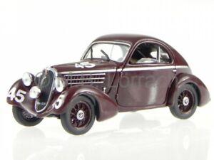 Fiat 508 CS Balilla Berlinetta nr 45 modellino 518307 Starline 1/43