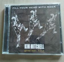 kim mitchell - fill your head with rock - 2cd