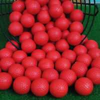 PU Golf Ball Elastic Foam Sponge Golf Rubber Balls Indoor Sports Equipment New