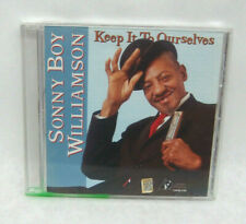 Sonny Boy Williamson 24kt GOLD CD | CAPB 036 | Keep it to ourselves