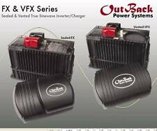 Outback Power Sealed FX Series 60Hz Inverter/Chargers