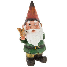 Gnome With Squirrel