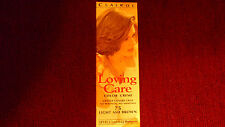 Clairol Loving Care 75 Light Ash Brown Color Creme Hair Color No peroxide/ammoni