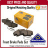 NP2039 NATIONAL FRONT BRAKE PADS  FOR SEAT IBIZA V SPORTCOUPE
