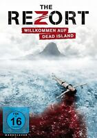THE REZORT (Dougray Scott, Jessica de Gouw, Martin McCann) DVD NEU