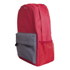 Mochila portatil 15.6 NGS Blue Peak rojo/negro