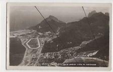 Brazil, Rio De Janeiro, Vista do Corcovado RP Postcard, B199