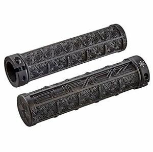 Supacaz Bicycle Grizips, Grips, 135mm, Black