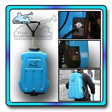 The Water Genie Waterfed Pole Window Cleaning trolley Backpack 20L WFP