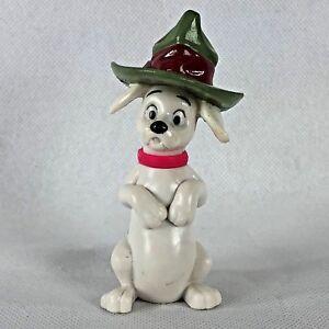 Disney 101 Dalmatians McDonald's Happy Meal Exclusive Dog Figure Wearing Hat