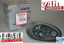 IVECO DAILY II99-06 FRONT DOUBLE ELECTRIC WINDOW MIRROR SWITCH GENUINE 500321137